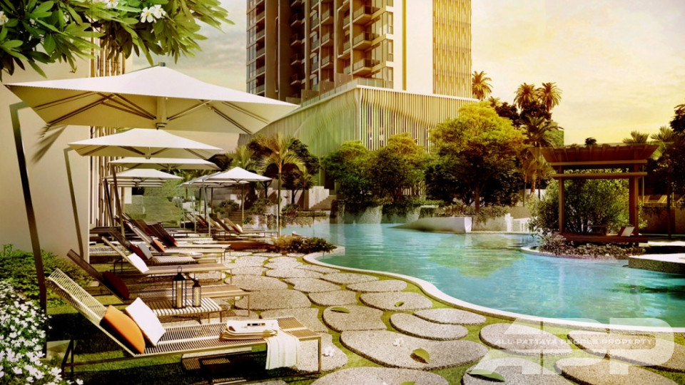 The Riviera Wongamat Beach Condo  10