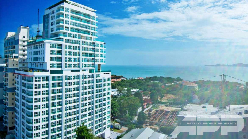 Cosy Beach View Condominium 10