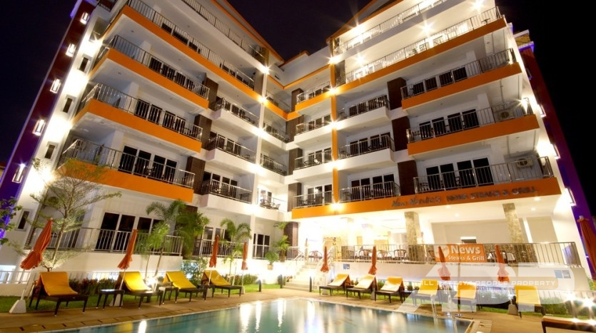 Siste New Nordic | All Pattaya People Property in Thailand, best prices YH-33